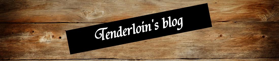 テンダーロインズブログ | TENDERLOIN(テンダーロイン)好きのファッションブログ