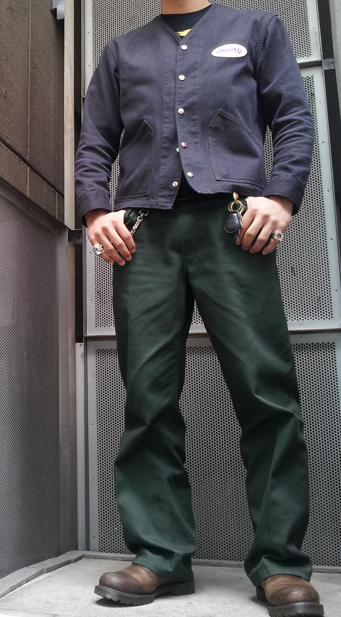 テンダーロインジャケット