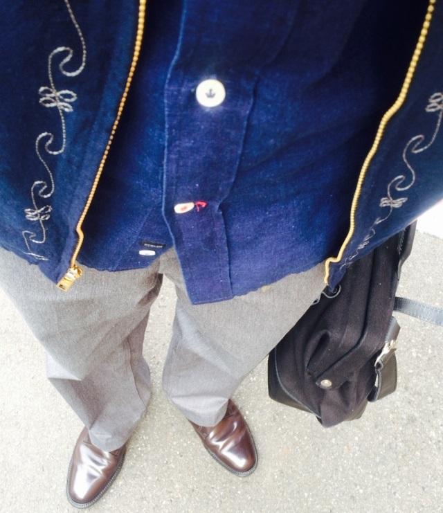 スーベニアジャケット~ビジネススタイル~