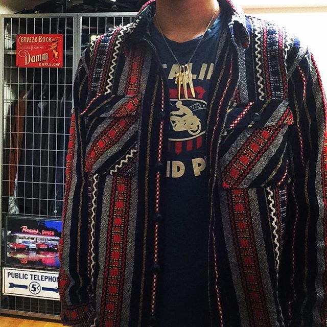 NATIVE SHT JKT