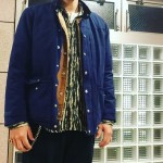 FIELD JKT × HEAVYFLANNEL SHT !!