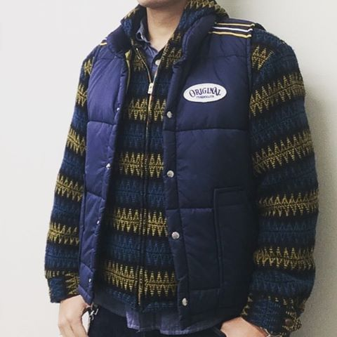 NRA*INDIAN JKT ZIP