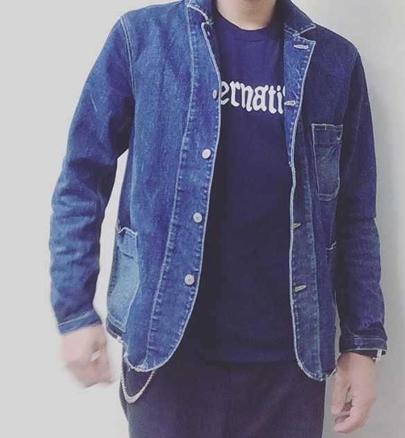 RAILROADER DENIM JKT