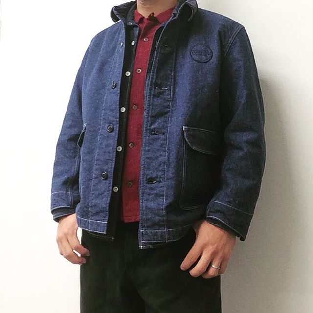 T-DENIM COVERALL