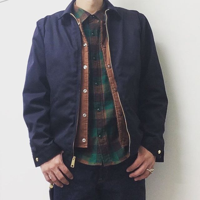 WORK JKT & WOOL SHT