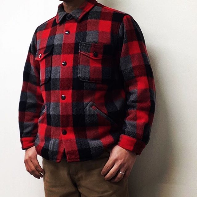 BEAR JKT RED