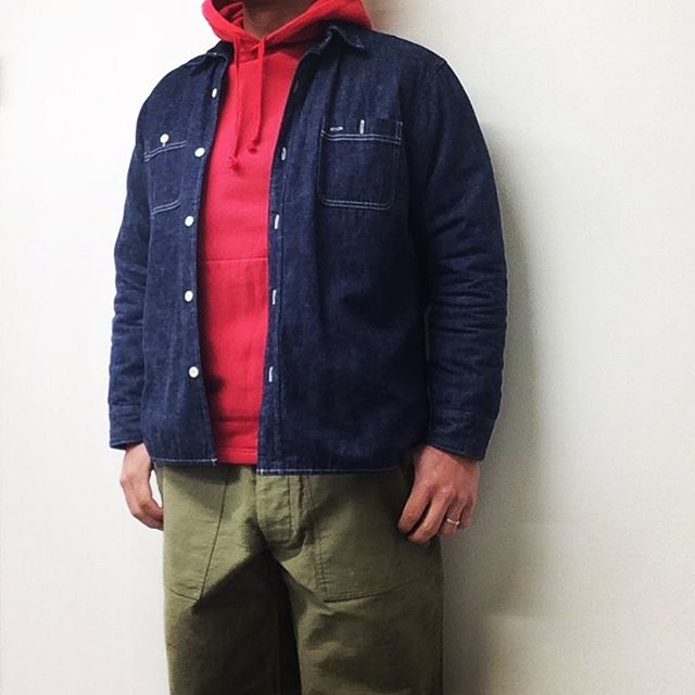 DENIM SHT * PARKA