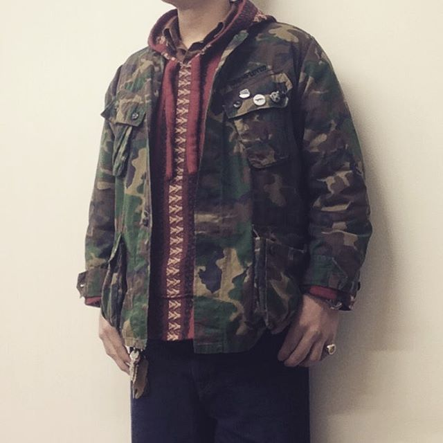 ARMY JKT * NATIVE PARKA