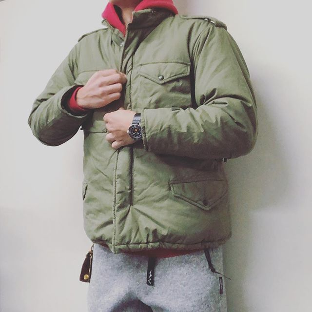 Donny jacket 2nd day