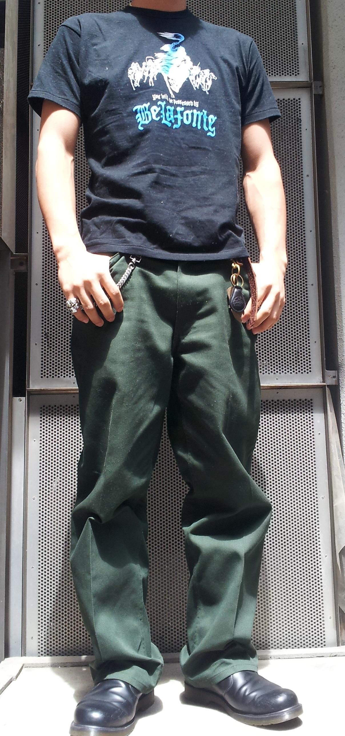 ベラフォンテ×テンダーロインTシャツ