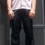 懐かしの王道ワークシャツ