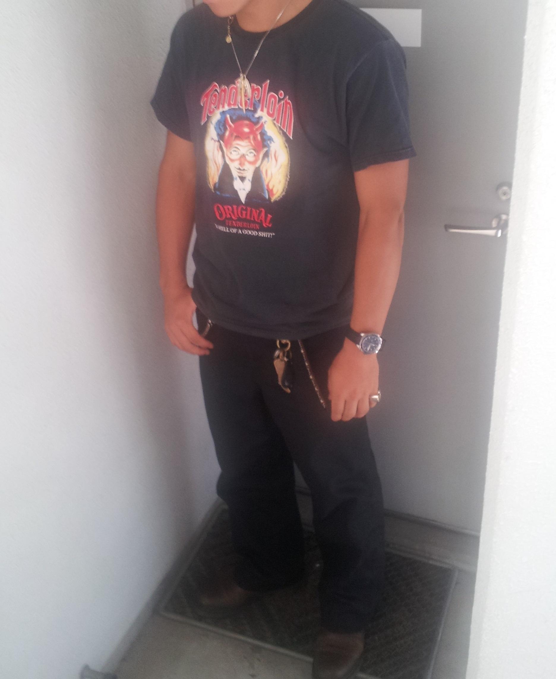 14SSのTシャツスタイル~T-TEE O.N~