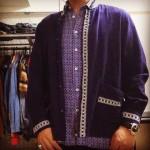 バハシャツ × ベンソンS/Sシャツ