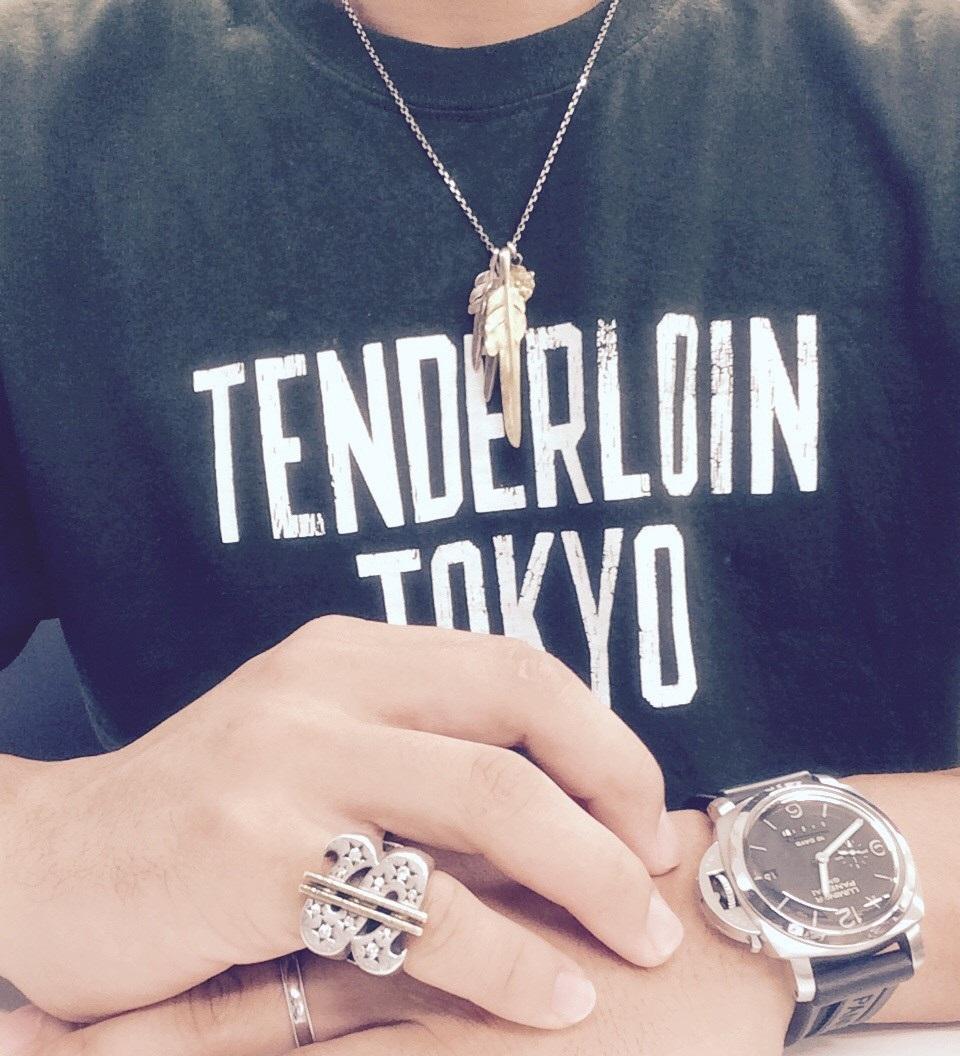 シャンブレーシャツ&TEE