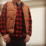 BUFFALO JKT * DOWN VEST