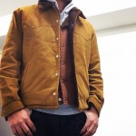SADDLE CORDUROY JKT