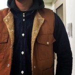 DUCK VEST * DENIM SHT