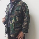 ARMY JKT JF * T-PACK JF