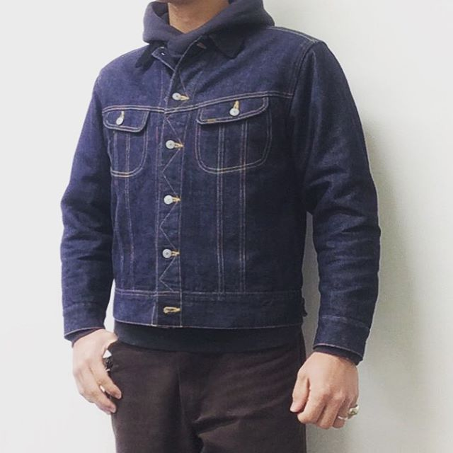 BEACH JKT * DENIM JKT