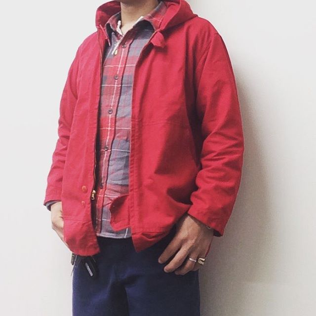 FIELD COAT * HEAVY FLANNEL SHT