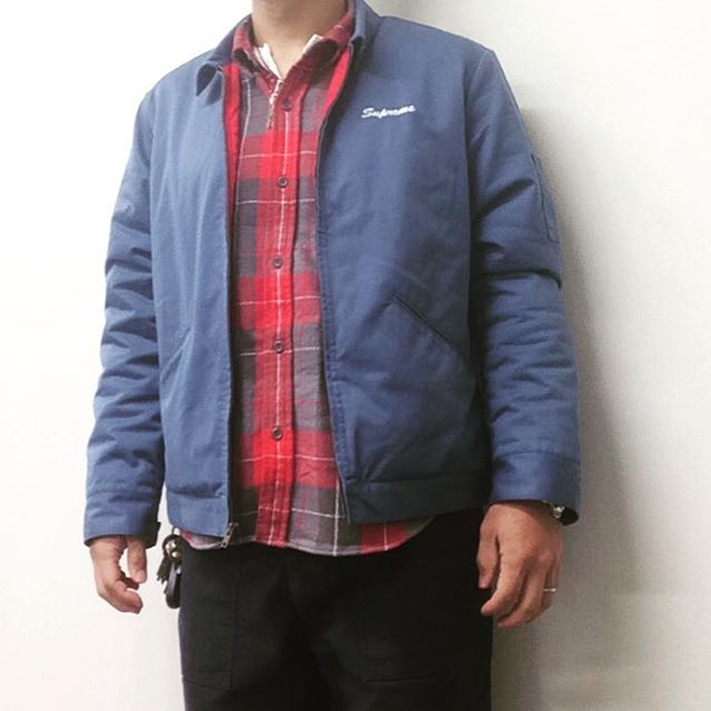 ヘビーフランネルシャツ * ワークジャケット