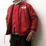 RED COACH JKT