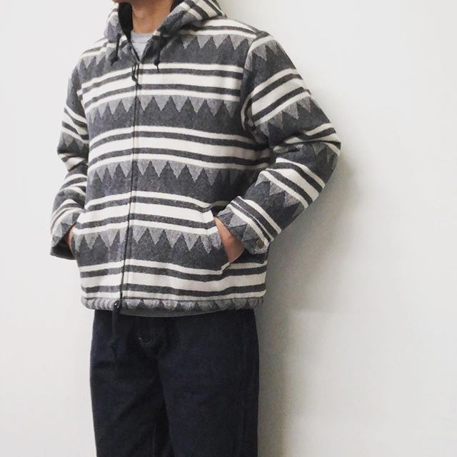 NATIVE BORDER PARKA